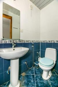 Ванная комната в Sadik Akhundovoy Apartment