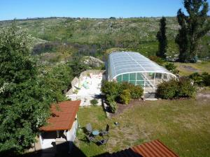 A bird's-eye view of Quinta Lagarça 57