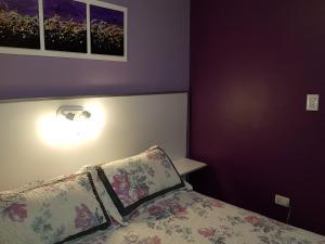 A bed or beds in a room at Complejo Mi Sueño