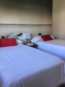 Cama o camas de una habitación en La Tita