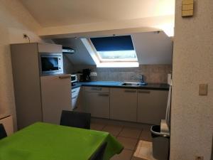 A kitchen or kitchenette at Durbuy, ses ruelles pittoresques et sa gastronomie