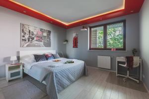 Lova arba lovos apgyvendinimo įstaigoje P&O Serviced Apartments FABRYCZNA