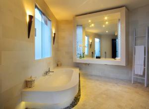 A bathroom at K Villas by Premier Hospitality Asia