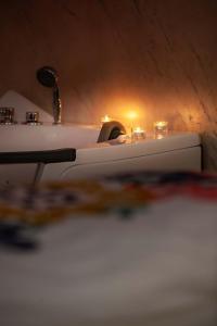 Letto o letti in una camera di Residence Casanova Duomo