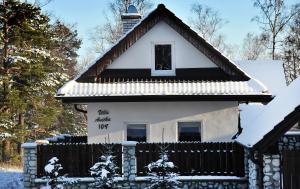 Aplend Villa Anicka v zimě