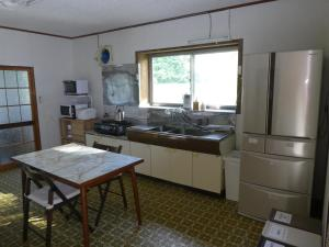 A kitchen or kitchenette at BAKKE