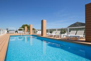 The swimming pool at or near Canyamel Sunrise Apartments