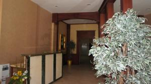 The lobby or reception area at Miramar Planeta Front Beach Self Catering Apartments
