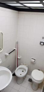 Un baño de Apartamento Exclusivo Center