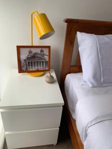 En eller flere senge i et værelse på Glenferrie Inn