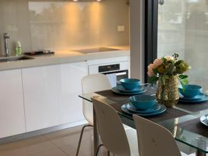 Køkken eller tekøkken på Glenferrie Inn