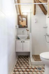 Ένα μπάνιο στο Pelion Homes