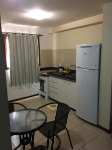 Kuchyň nebo kuchyňský kout v ubytování Solar Pipa Apartments