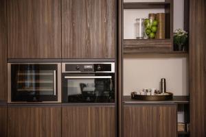 A kitchen or kitchenette at Palazzo Rougier Milano