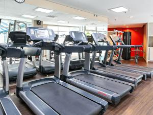 O centro de fitness e/ou as comodidades de fitness de You Stay at Vila Olimpia