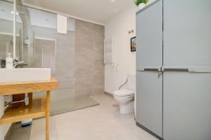Um banheiro em Near everything in Lisbon