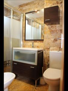 Un baño de Precioso Apartamento a primera linea Playa