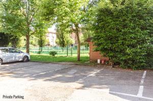 A garden outside Hp House, Garage e parcheggio privato, Wifi