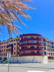 VUT sencilla y cómoda en Ávila capital.
