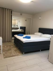Lova arba lovos apgyvendinimo įstaigoje Sveikatos ir grožio namų apartamentai