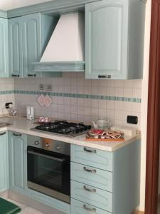 A kitchen or kitchenette at ST. JOSEPH SUITE