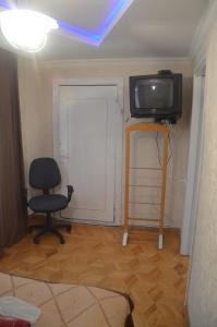 TV/Unterhaltungsangebot in der Unterkunft Apartment Kutaisi L&l