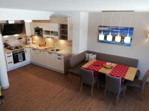 Küche/Küchenzeile in der Unterkunft Ferienhaus Joel