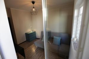 Łazienka w obiekcie Apartament w sercu Poznania