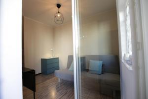 Część wypoczynkowa w obiekcie Apartament w sercu Poznania