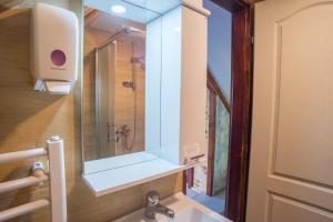 Salle de bains dans l'établissement Apartman Restoran Durmitor