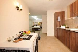 מטבח או מטבחון ב-The Safed estate - האחוזה הצפתית