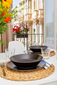 A cozinha ou cozinha compacta de I Balconi di San Domenico