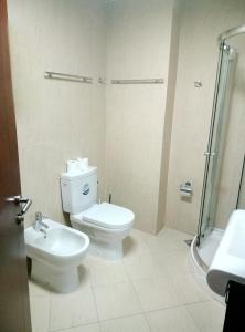 Un baño de Soho Luxury Apartment