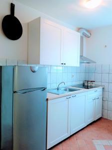 Küche/Küchenzeile in der Unterkunft Holiday Home Slavica