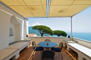 Balcone o terrazza di Villa Casale Residence