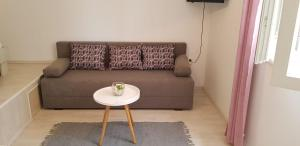 A seating area at Ivana Apartment