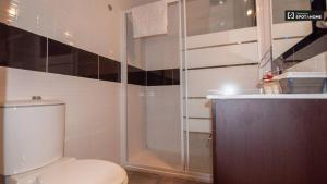 A bathroom at Plaza España Madrid