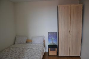 Lova arba lovos apgyvendinimo įstaigoje Beausejour Apartments
