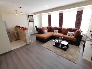 Zona de estar de Yoned's Apartment I