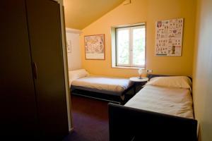 Cama o camas de una habitación en Caserio Bitoriano