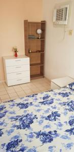 A bed or beds in a room at Apartamento Aju