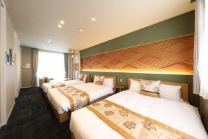 GRAND BASE HAKATATEIにあるベッド