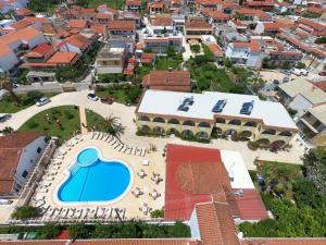 Vista aerea di Konstantina Apartments