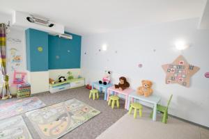 The kid's club at Saint George Palace Aparthotel