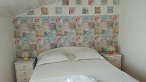 Posteľ alebo postele v izbe v ubytovaní Villa Isabela