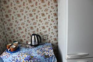 Принадлежности для чая и кофе в 2-х комнатная квартира