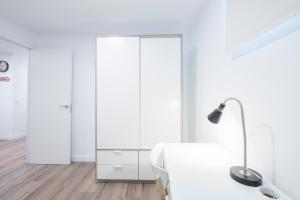 Ein Badezimmer in der Unterkunft Your BEST EXPERIENCE old Madrid CHUECA
