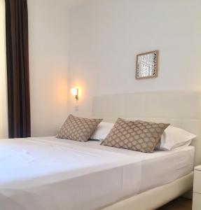 Krevet ili kreveti u jedinici u objektu Villa Jasna