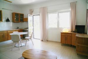 Una cocina o zona de cocina en Casa Erica