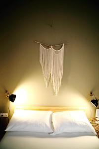 Cama o camas de una habitación en Casa Erica